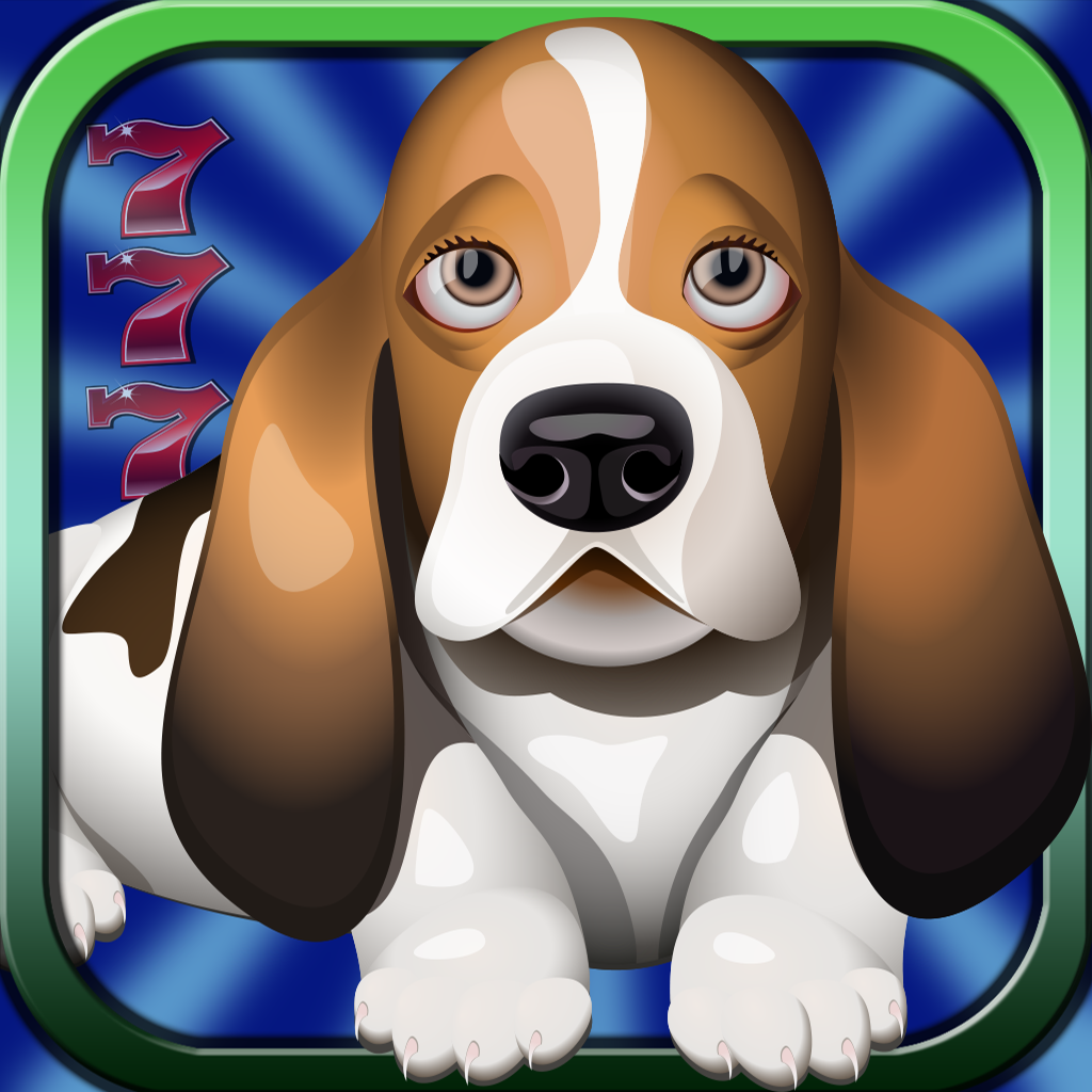 Puppy Mania Free - Casino 777 Slots Simulation Game