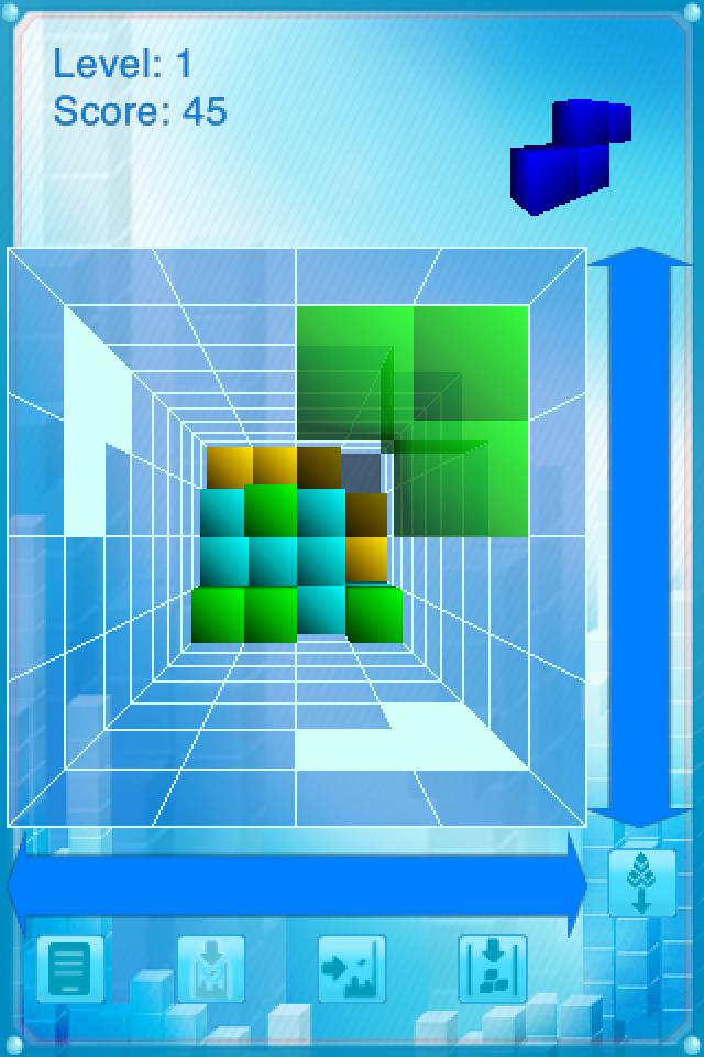 Screenshot Blocks3D